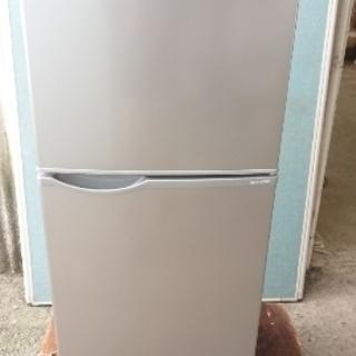 高年式/美品 2018年製 シャープ/SHARP 2ドア 冷蔵庫...