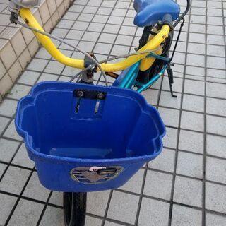 商談中☆自転車16〜18インチ
