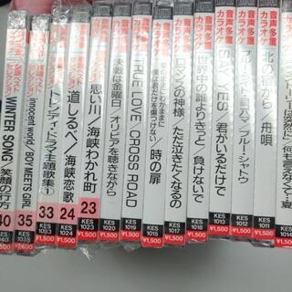CD カラオケ歌謡ベストセレクション