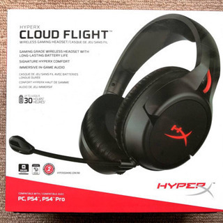 HyperX Cloud Flight Wireless Gam...