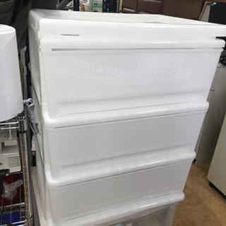 プラスチック収納ケース3段 中古 リサイクルショップ宮崎屋19....