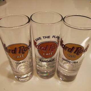 ハードロックカフェ ショットグラス
