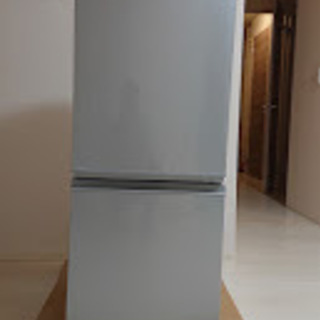 3年使用 シャープの冷蔵庫 SHARP SJ-D14B-S 冷蔵...