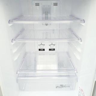 2017年製‼️492番 MITSUBISHI✨ノンフロン冷凍冷蔵庫❄️MR-P15A-S‼️ - 新宿区
