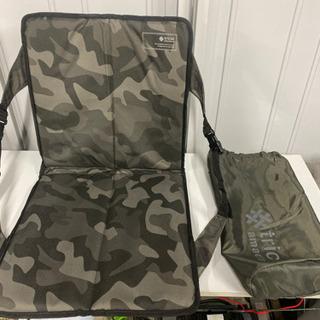 キャンプ 座椅子