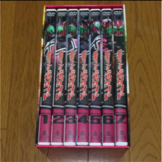 仮面ライダー ディケイド DVD