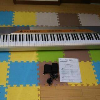 CASIOPX110 電子ピアノ