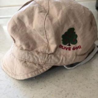 帽子 オリーブデオリーブドール