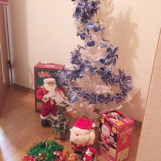 クリスマスツリー クリスマス飾り一式セット