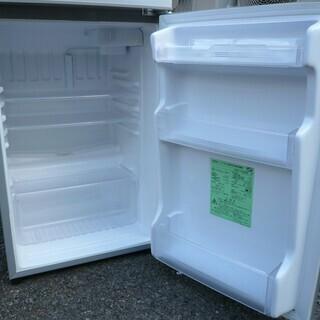 ☆ハイアール Haier AQUA AQR-111A 109L 2ドアノンフロン冷凍冷蔵庫◆省エネ・静音化設計 − 神奈川県