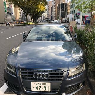 Audi A5 Sline R1.12 特注カラー