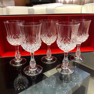 HOYAガラス☆デキャンタ、クリスタルワイングラス、ビアグラス