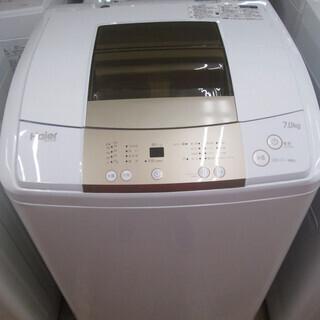 ハイアール 洗濯機 JW-K70M 2019年式 7.0kg