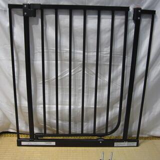 ★635★日本育児 ベビーズゲイト NI-4006 ブラック セ...