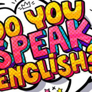 英語を勉強しましょう!