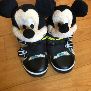 baby doll♡ミッキー  靴