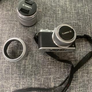 ミラーレスカメラ パナソニック DMC-GF7