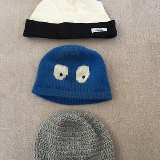 赤ちゃん 帽子 1-2歳 セット