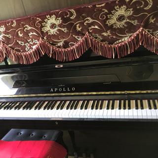 アップライトピアノ 中古 APOLLO