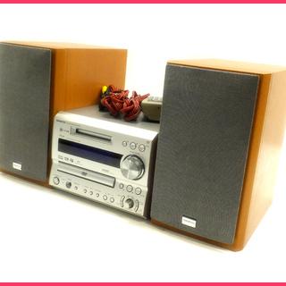 [K1021B] ONKYO オンキョー 高級DVD・CD・MD...