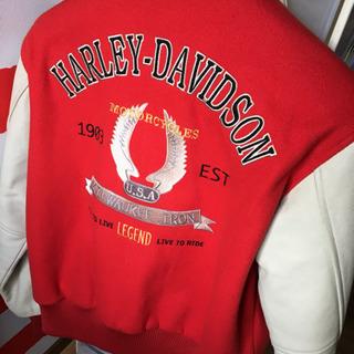 Harley-Davidson革ジャンとても美品!!!