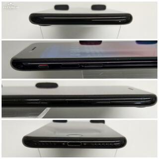 SIMフリー iPhone 7 128GB Jet Black 美品 バッテリー87%  - 携帯電話/スマホ