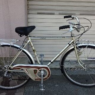 [ヴィンテージ]Mr SAKAI 26吋スポーツ自転車 クロモリ...
