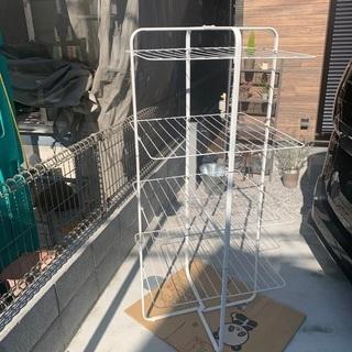 IKEA MULIG 【引き取りの方限定】洗濯物干し 70cm×...