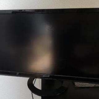 SHARP22インチ液晶テレビ