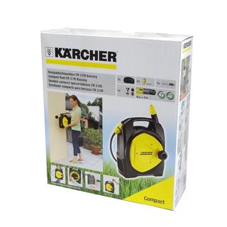未使用★KARCHER ケルヒャー コンパクトホースリール 12...