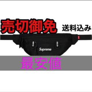 Supreme 19ss waist bag ブラック