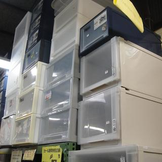 リサイクル 中古 衣装ケース プラスチックケース 押入れ収納 衣装収納