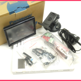 [K0912C] Panasonic 5V型 SSDポータブルナ...