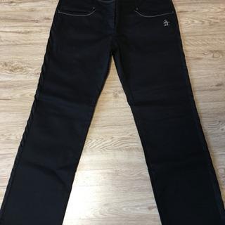 マンシングパンツ黒、未使用の画像