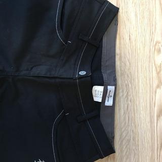 マンシングパンツ黒、未使用 − 東京都