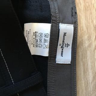 マンシングパンツ黒、未使用 - 服/ファッション