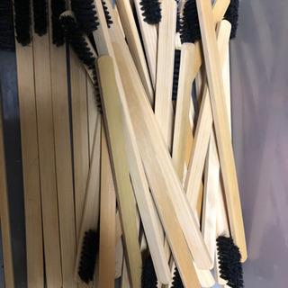 竹ブラシ ボンドブラシ 未使用品 30本セット