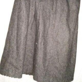 スカート(古着)(サイズ:ウェスト66cm)