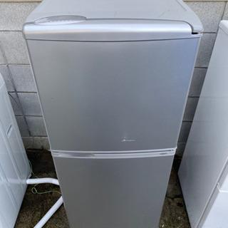 2017年製アクア2ドア冷凍冷蔵庫140L