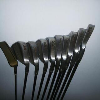 ゴルフセット ドライバー3本+アイアン9本set+パター