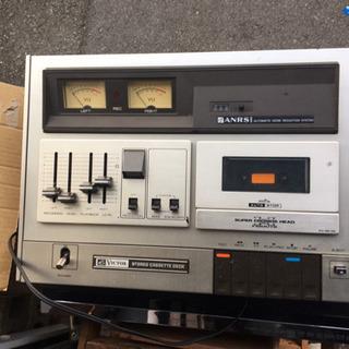 KD-6687IIs  ニードルメーター搭載カセットデッキ