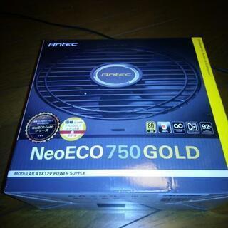 ANTEC NeoECO750GOLD NE750G 中古 パソ...