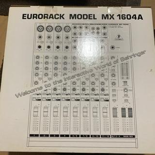 Behringer EURORACK MX1604A