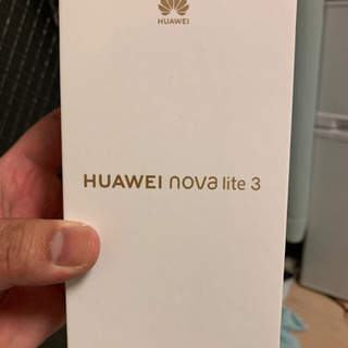 本日のみこの値段 HUAWEI novalite3 美品 SIMフリー