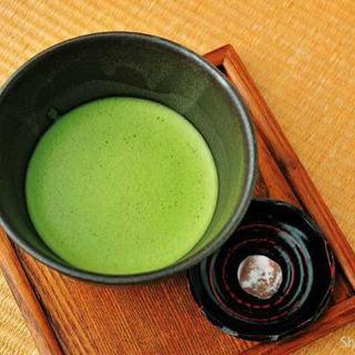 お寺ヨガ お抹茶と付きレッスン500円
