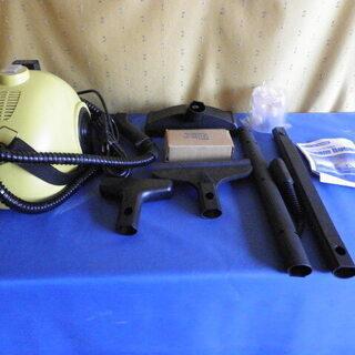 スチームクリーナー EK8005 使用頻度少 2001年 美品