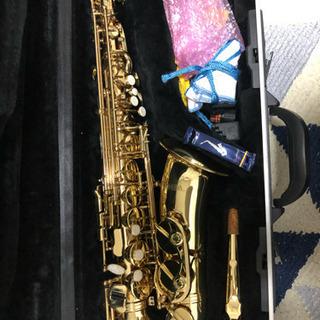 【値下交渉OK】アルトサックス 島村楽器 MINERVA