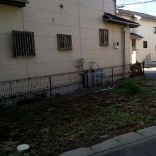 空き地を、駐車場などに施工いたします。