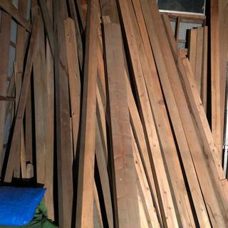 木材、支柱