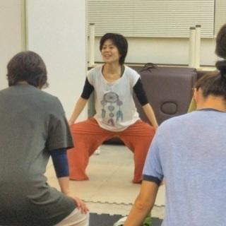 月2回(第2・4水曜日)ヨガの新しい形「ヨガラジオ体操」北区赤羽...